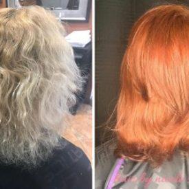 copper hair color columbia SC