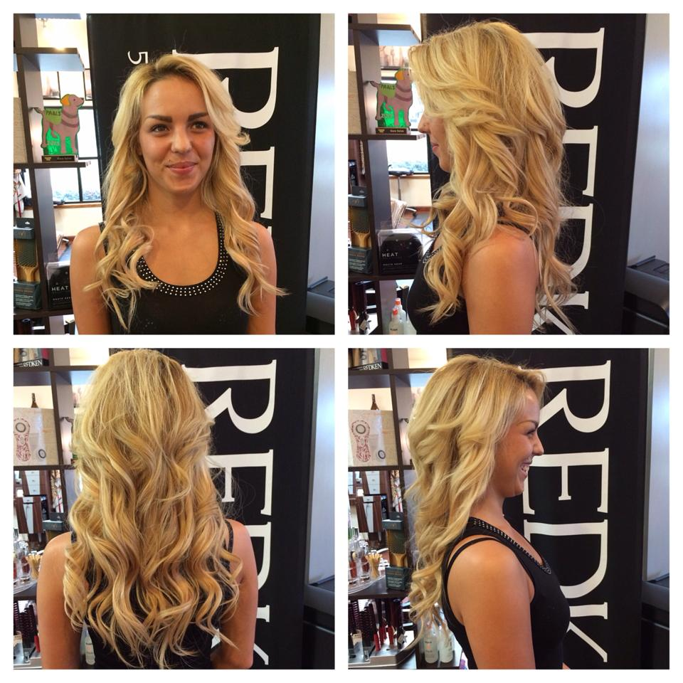 Natural human hair extensions in columbia sc at gore salon after hair extensions columbia gore salon pmusecretfo Image collections