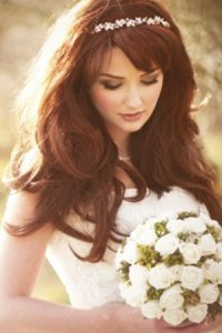 Long Bridal Hair 123