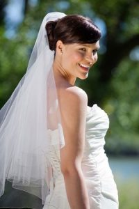 Wedding Up Do Hairstyle 123