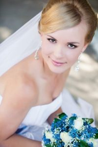 Bridal Classic Hairstyle 123