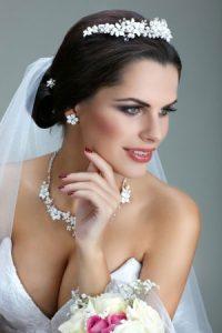 Classic Bridal Hair 123