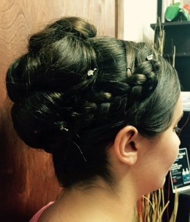 Prom Hairstyle ideas Gore hair salon Irmo Columbia SC
