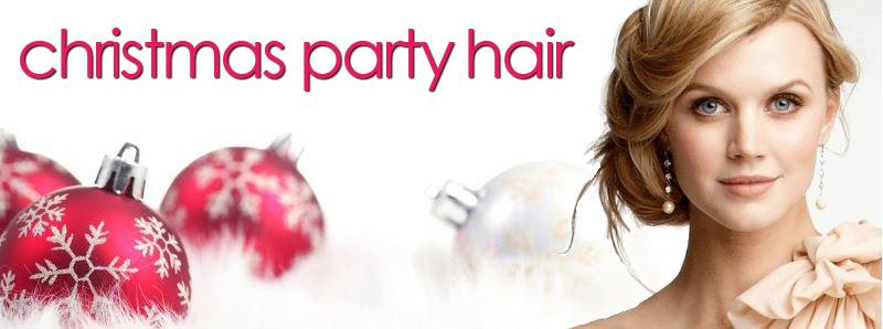 Holiday Party Hair Gore Hair Salon Irmo Columbia SC