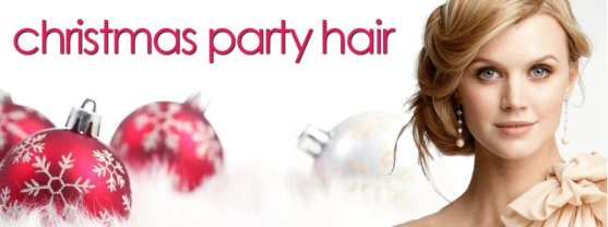 Holiday Party Hair Gore Hair Salon Irmo Columbia SC