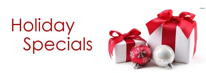 holiday specials at gore salon irmo columbia