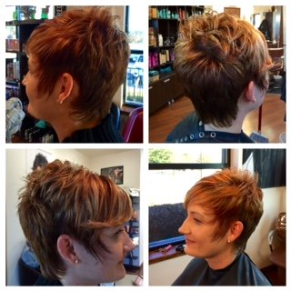 Redken hair color Gore Hair Salon Irmo Columbia SC