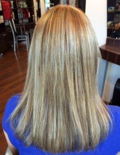 Irmo South Carolina Hair Salon Highlights