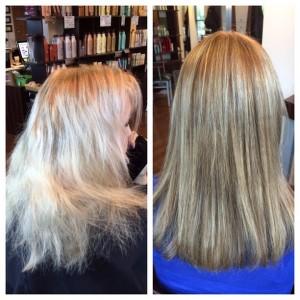 color correction hair color Gore hair salon Irmo Columbia SC