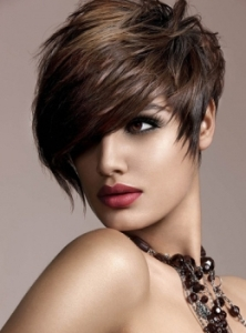 short hairstyle trend 2015 Gore Hair Salon Irmo Columbia SC