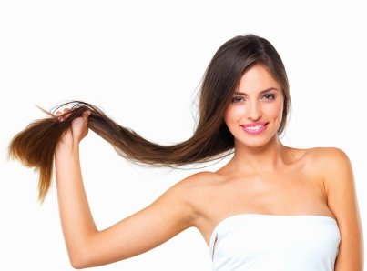 hair breakage and split ends