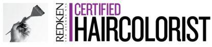 Redken Certified Hair Colorist