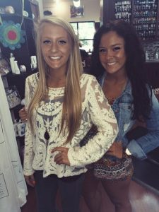morgen and maddy