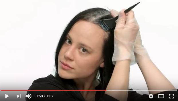 Redken Root Fusion Root Touch up at Gore Salon Irmo Columbia SC