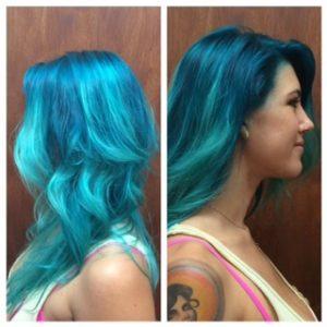 Top 10 Fantasy Hair Color Trends