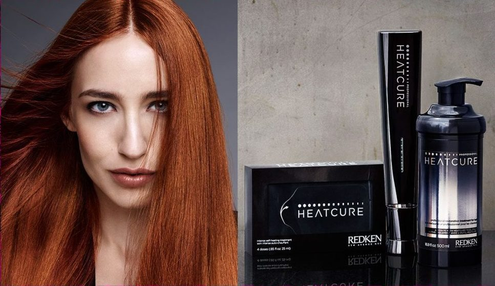 Redken Heatcure for Damaged Hair