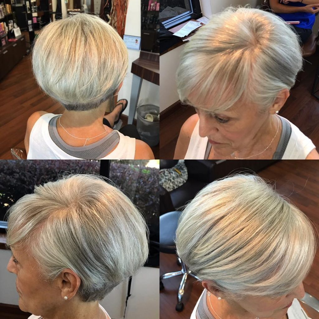 Best Hairstyles For Mature Women Gore Salon Comumbia Sc