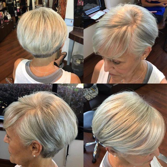Best Hairstyles for Mature Women - Gore Salon Comumbia SC