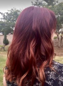 Gore Red Hair