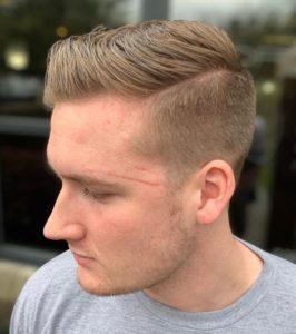 mens hair cut emma smith gore salon columbia SC