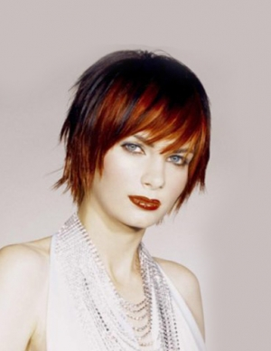 ladies-colour-short-hairstyle-hair-cut-new-year Hunter Village Drive, Irmo, South Carolina