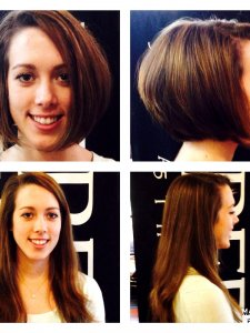 Before and After Howard Gore Salon