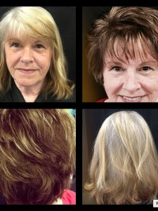 Sandy Before and After by Howard Gore Salon