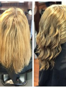 Cut and Hair color by Becky at Gore Salon columbia